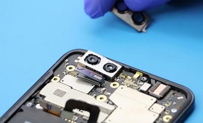 Ремонт замена стекла экрана Xiaomi Mi Note 3