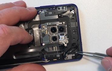 Ремонт замена стекла экрана дисплея Huawei Mate 20