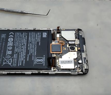 Ремонт замена стекла экрана дисплея Xiaomi Redmi 5 Plus