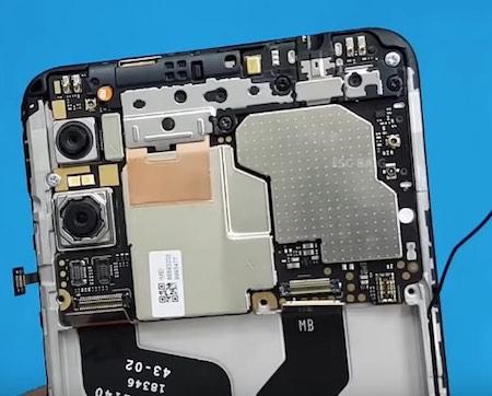 Ремонт замена стекла экрана дисплея Xiaomi Redmi Note 6 Pro