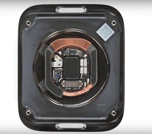 Ремонт замена стекла экрана дисплея Apple Watch 4