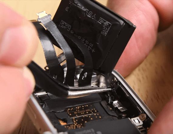 Ремонт замена стекла экрана дисплея Apple Watch Series 4