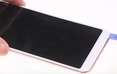Ремонт замена стекла экрана дисплея Xiaomi Mi 6X