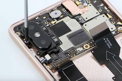 Ремонт замена стекла экрана дисплея Xiaomi Mi 8 SE