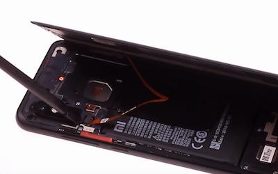 Ремонт замена стекла экрана дисплея Xiaomi Mi 8