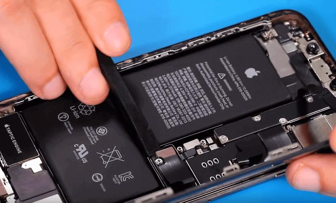 Ремонт замена стекла экрана дисплея iPhone Xs Max