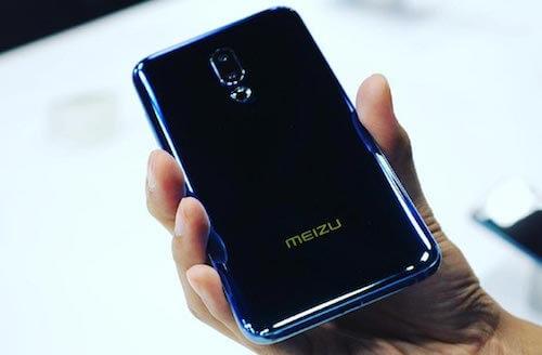 Ремонт замена стекла экрана дисплея Meizu Note 8