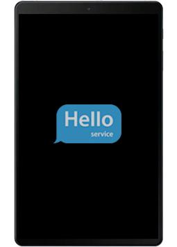 Ремонт замена стекла экрана дисплея Samsung Galaxy Tab A 2019