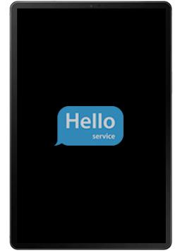 Ремонт замена стекла экрана дисплея Samsung Galaxy Tab S5e