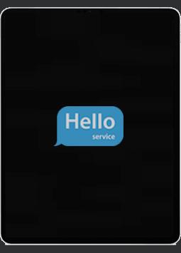 Ремонт замена стекла экрана дисплея iPad Pro 12.9 3rd-generation