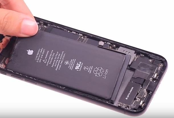 Ремонт замена стекла экрана дисплея iPhone