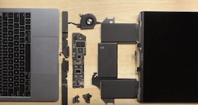 Ремонт MacBook Air Киев