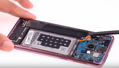 Ремонт замена стекла экрана Samsung Galaxy