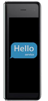 Ремонт замена стекла экрана дисплея Samsung Galaxy Fold