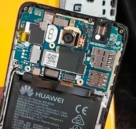 Ремонт дисплея Huawei Y5 2017