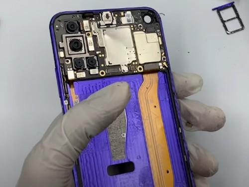 Ремонт дисплея Huawei nova 5T (Yale-L71A)