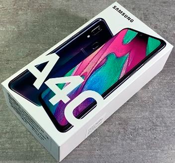 Ремонт дисплея Samsung Galaxy А40