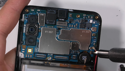 Ремонт дисплея Samsung Galaxy A50s (A507)