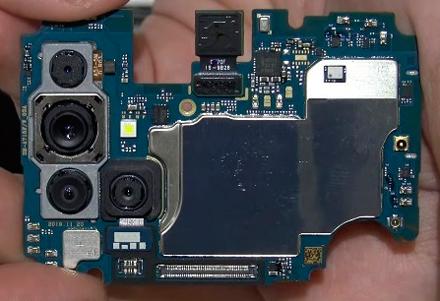 Ремонт дисплея Samsung Galaxy A71
