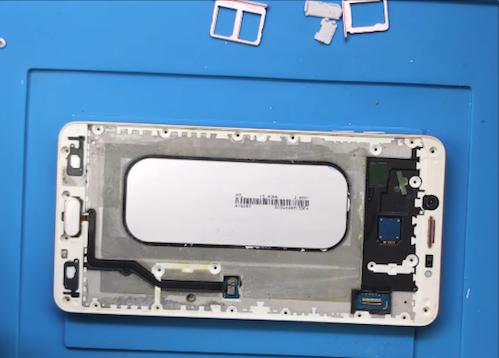 Ремонт дисплея Samsung Galaxy C9 Pro (C9000)