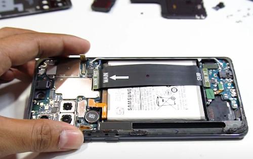 Ремонт дисплея Samsung Galaxy Note 10 Lite (N770)