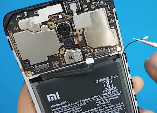 Ремонт дисплея Xiaomi Redmi 8
