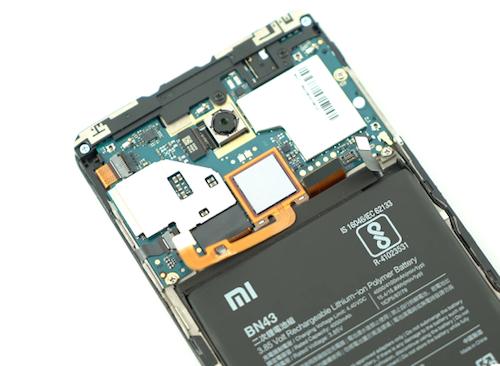 Ремонт дисплея Xiaomi Redmi Note 4