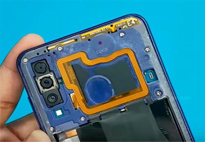 Замена экрана Samsung Galaxy M40