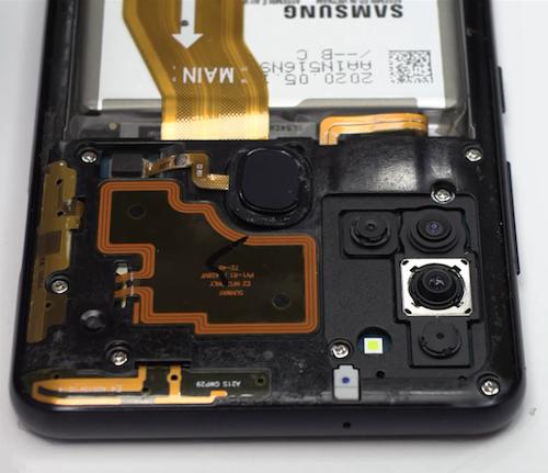 Ремонт замена стекла Samsung Galaxy A21s