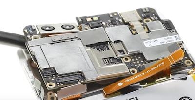 Ремонт замена стекла экрана дисплея Huawei P9