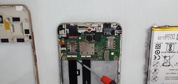 Ремонт замена стекла экрана дисплея Huawei Y6 Pro