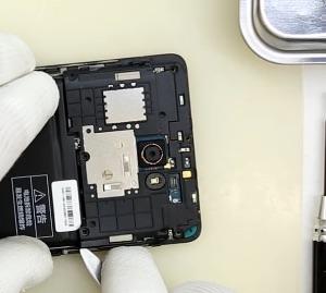 Ремонт замена стекла экрана дисплея Xiaomi Redmi 4
