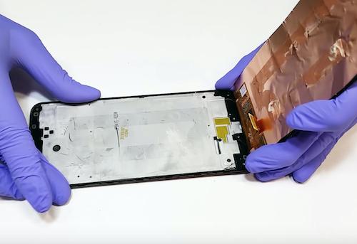 Замена дисплея Samsung Galaxy А20
