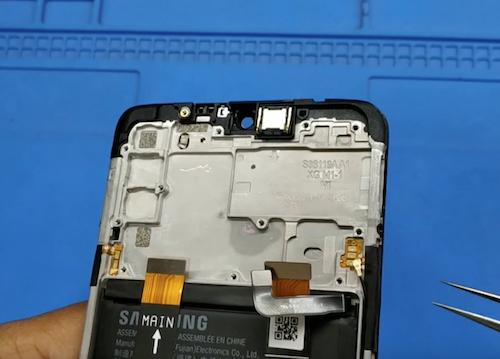 Замена экрана Samsung Galaxy A20s A207