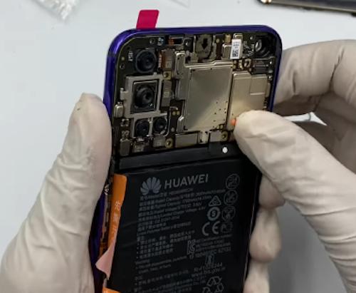Замена стекла Huawei nova 5T (Yale-L71A)