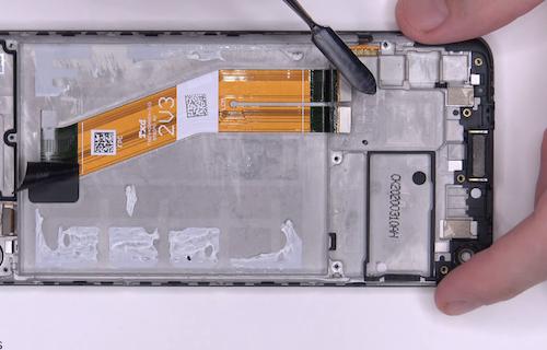 Замена стекла Samsung Galaxy A11