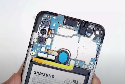 Замена стекла Samsung Galaxy M11 (M115)