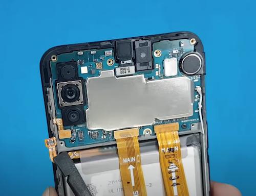 Замена стекла Samsung Galaxy M30s