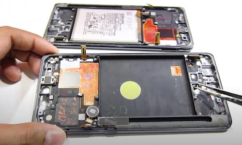 Замена стекла Samsung Galaxy Note 10 Lite (N770)