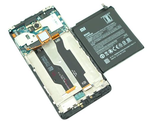 Замена стекла Xiaomi Redmi Note 4