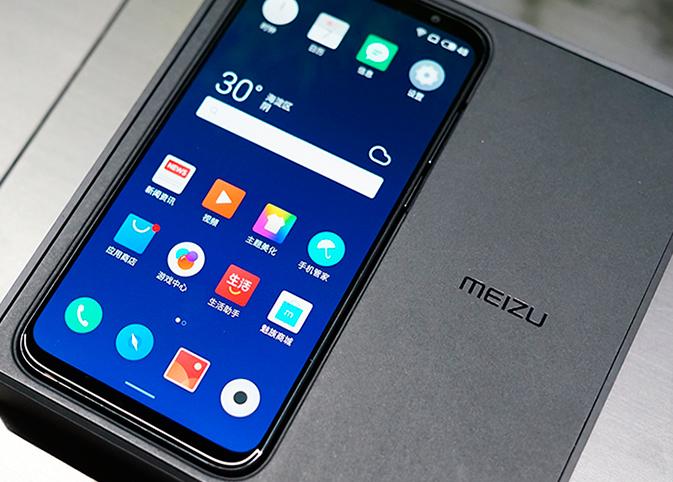 Замена стекла экрана Meizu 16