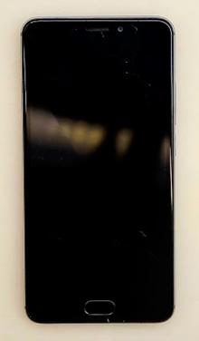 Замена стекла экрана Meizu M5 Note
