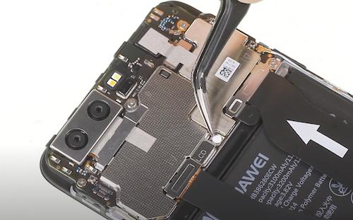 Ремонт дисплея Huawei P10 (VTR-L29)