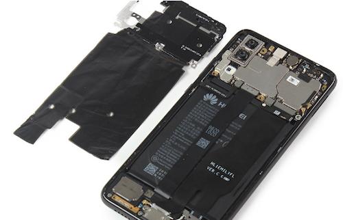 Ремонт дисплея Huawei P20 (EML-L29)