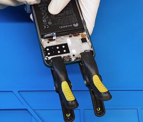Ремонт дисплея Huawei P40 Lite E (ART-L29)