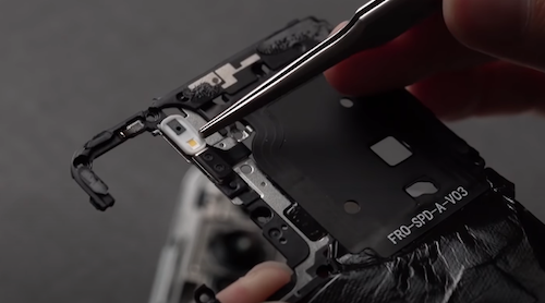 Ремонт дисплея Huawei P40