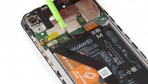 Ремонт дисплея Huawei Y6s