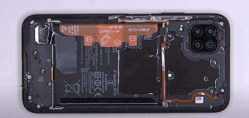 Ремонт дисплея Разборка Huawei P40 lite