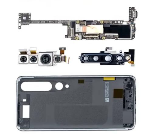 Ремонт дисплея Xiaomi Mi 10 Pro