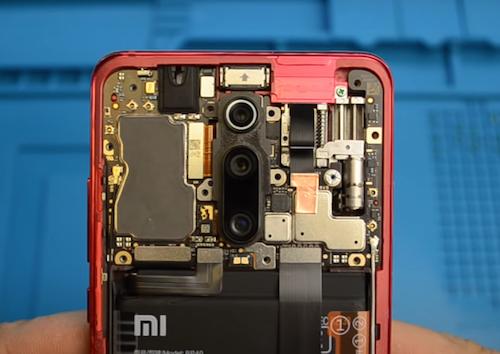 Ремонт дисплея Xiaomi Mi 9T Pro (K20 Pro)